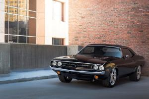 1972 Dodge Challenger on ADV.1 Wheels (ADV05 TRACK SPEC CS)
